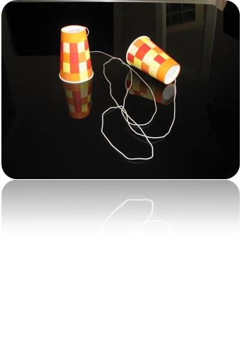 Imagen de Teléfono de vasos