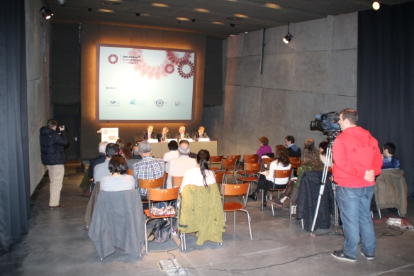 I Encuentro Bilbaopraxis Cáncer 2015